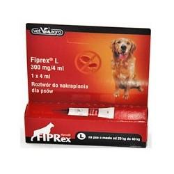 Fiprex Spot on dla Psa L 4ml - Preparat biobójczy