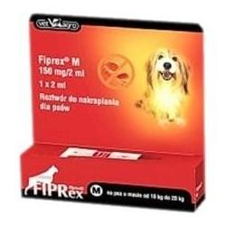 Fiprex Spot on dla Psa M 2ml - Preparat biobójczy