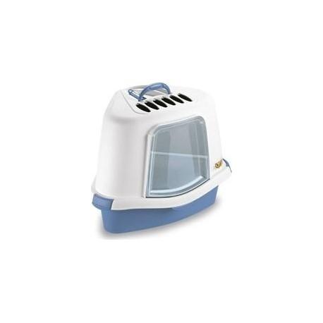 ZOLUX - Toaleta Sprint Plus Narożna 40x56x40 -Błękitna