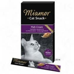 Miamor Cat Confect Malt-Cream pasta ze słodem