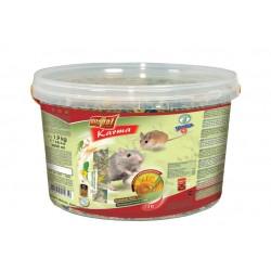 Vitapol pokarm dla myszy wiaderko 1,9kg