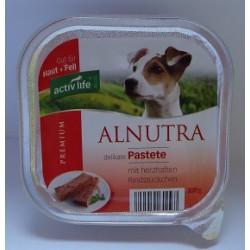 ALNUTRA (Baldo) szalka 300g -Serca wołowe - pasztet