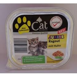 CAT PREMIUM Junior 100g- Kurczak kawałki
