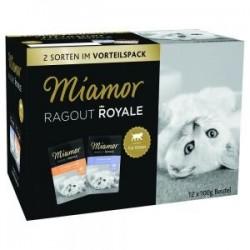 Miamor Ragout Royale Kitten 12x100g w galarecie