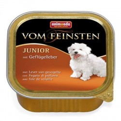 Animonda von Feinsten Junior 150g- Wątróbka drobiowa