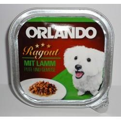 Orlando szalka 300g- Jagnięcina indyczka warzywa