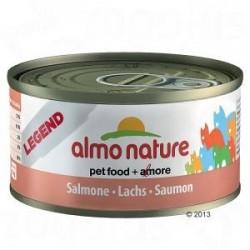 Almo Nature puszka 70g- Łosoś