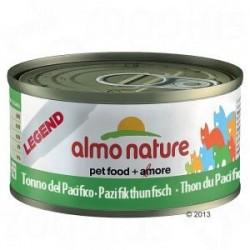 Almo Nature puszka 70g- Tuńczyk pacyfik