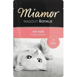 Miamor Ragout Royale 100g cielęcina w gakarecie