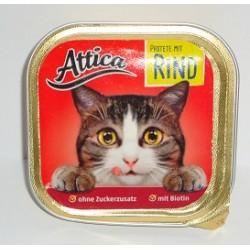 ATTICA szalka 100g pasztet z wołowiną