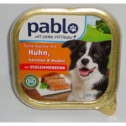 PABLO szalka 300g - Kurczak z makaronem i marchewką pasztet