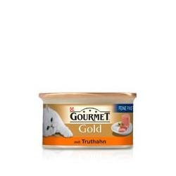 GOURMET GOLD 85g - Indyk pasztet
