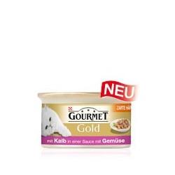 GOURMET GOLD 85g - Kura pasztet