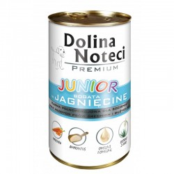Dolina Noteci 400g JUNIOR z Jagnięciną