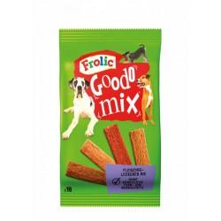Frolic Goodo Mix - mięsne paseczki 18 sztuki
