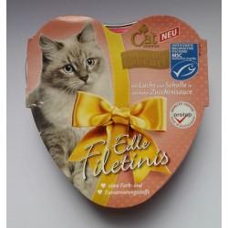 CAT 85g Premium Gourmet - szlachetne ryby w galarecie