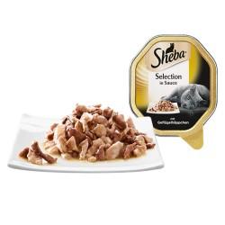 SHEBA 100g szalka - Pasztet z kurczaka