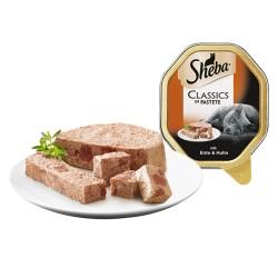 SHEBA 100g szalka - Gęś w sosie ziołowym