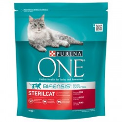 Purina One 800 g - Sterilcat