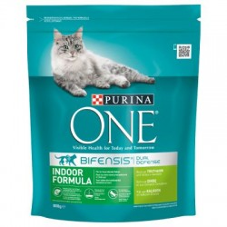 Purina One 800 g - indoor