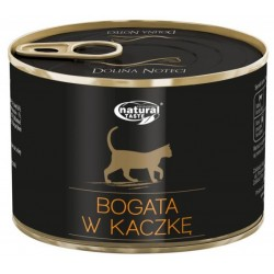 Dolina Noteci NATURAL TASTE CAT kaczka 185 g
