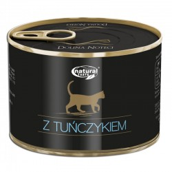 Dolina Noteci NATURAL TASTE CAT tuńczyk 185 g
