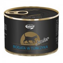 Dolina Noteci Junior NATURAL TASTE CAT tuńczyk 185 g