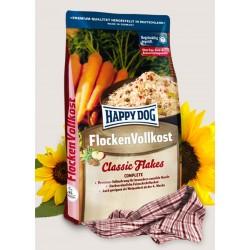Happy Dog Classic Flakes-Płatki pełnoziarniste z drobiem 1kg