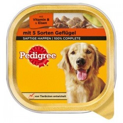 PEDIGREE Szalka 300g - Mix 5 mięs