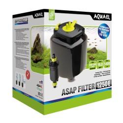 AQUAEL ASAP 1050E filtr kanistrowy do akwarium max 350 L