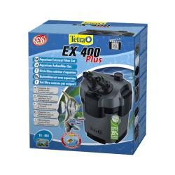 Tetra EX 400 plus filtr zewnętrzny do akwarium 10-80 litrów