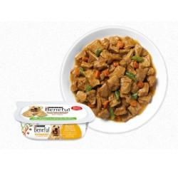 PURINA Beneful 200g- kurczak z marchewką i fasolą