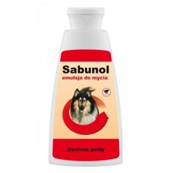 SABUNOL emulsja do mycia 150ml- zwalcza pchły