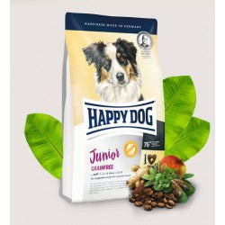 Happy Dog Junior Grainfree - Bezzbożowa karma