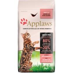 Applaws 2kg Adult z kurczakiem i łososiem