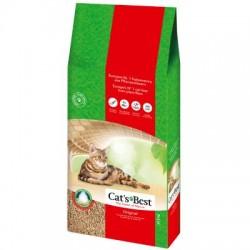 Cat's Best Eco Plus 40 litrów, żwirek zbrylający