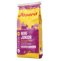 JOSERA Mini Junior - dla szczeniąt z kaczką i łososiem