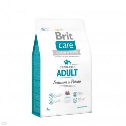BRIT Care GRAIN-FREE bezzbożowa, hipoalergiczna dla dorosłych psów ras małych i średnich