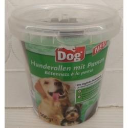 DOG Miękkie gryzaki przysmaki dla psa 500g- żwacz