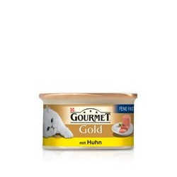 GOURMET GOLD 85g - Mus z kurczakiem