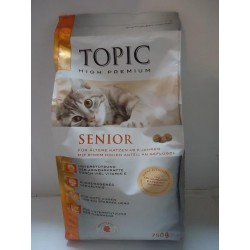 TOPIC senior750g - Karma Sucha - Z drobiem