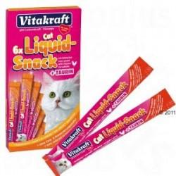 Vitakraft Cat Liquid - przysmak z kurczakiem + tauryna