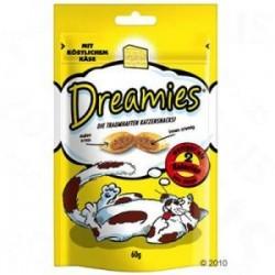 Dreamies z serem 60g - snaki dla kota