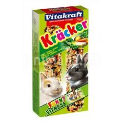 VITAKRAFT Kracker 2x Kolby dla Królika - z warzywami