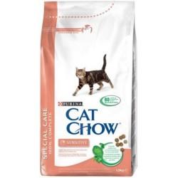 Purina Cat Chow Sensitive 1,5kg