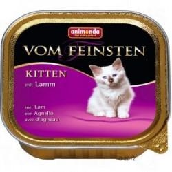 Animonda Vom Feinsten Kitten jagnięcina szalka 100g