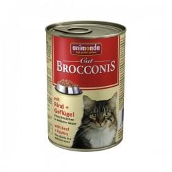 Animonda Brocconis z wołowiną i drobiem 400g
