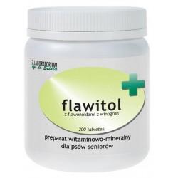 Flawitol dla psów seniorów (tabletki) - 200 szt