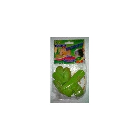 DAKO-ART Biszkopty warzywne 50g dla gryzoni
