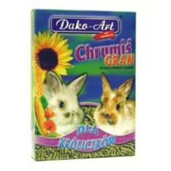 Dako-Art Chrumiś Gran - pokarm granulowany dla królika 500g